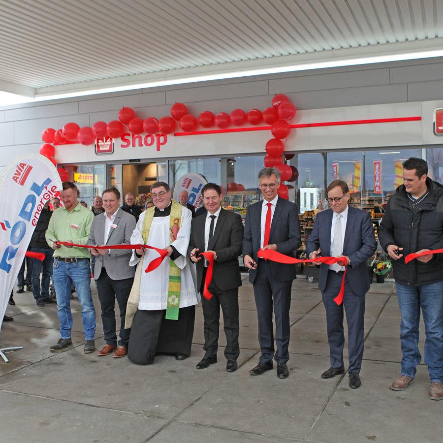 Eröffnung AVIA STATION Neumarkt 2020